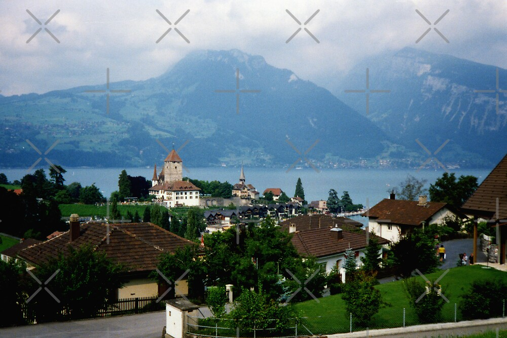 Spiez, Switzerland by georgiegirl