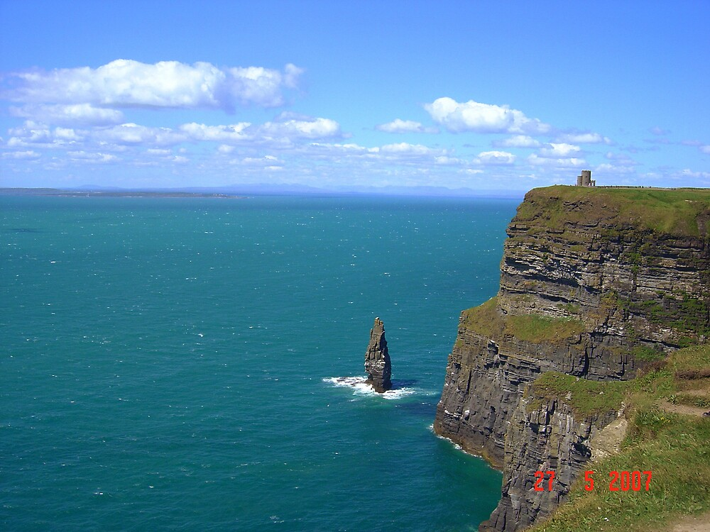 clifs of moher 3 by ghenadie