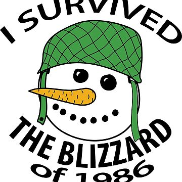 I Survived the Blizzard of 1986 by BrianWatters