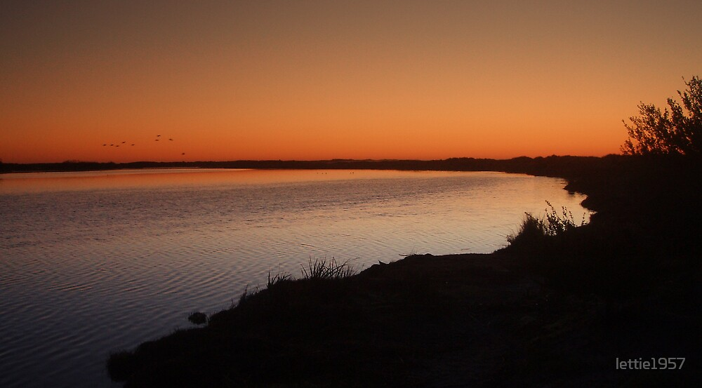 Sunrise at Albany - WA  by lettie1957