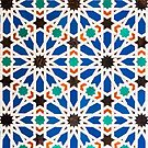Seville Mosaic - totes, cases, prints by ColinKemp