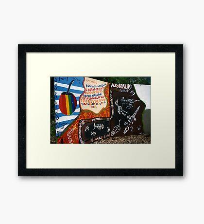 Art of the World Framed Print