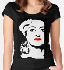 Baby Jane Women's Fitted Scoop T-Shirt
