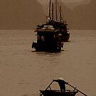 Boatman by Stephen Colquitt