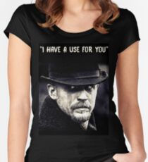 i have a use for you Women's Fitted Scoop T-Shirt