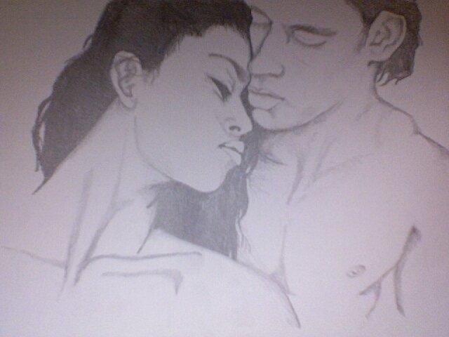 Sketch by Ashlee Y