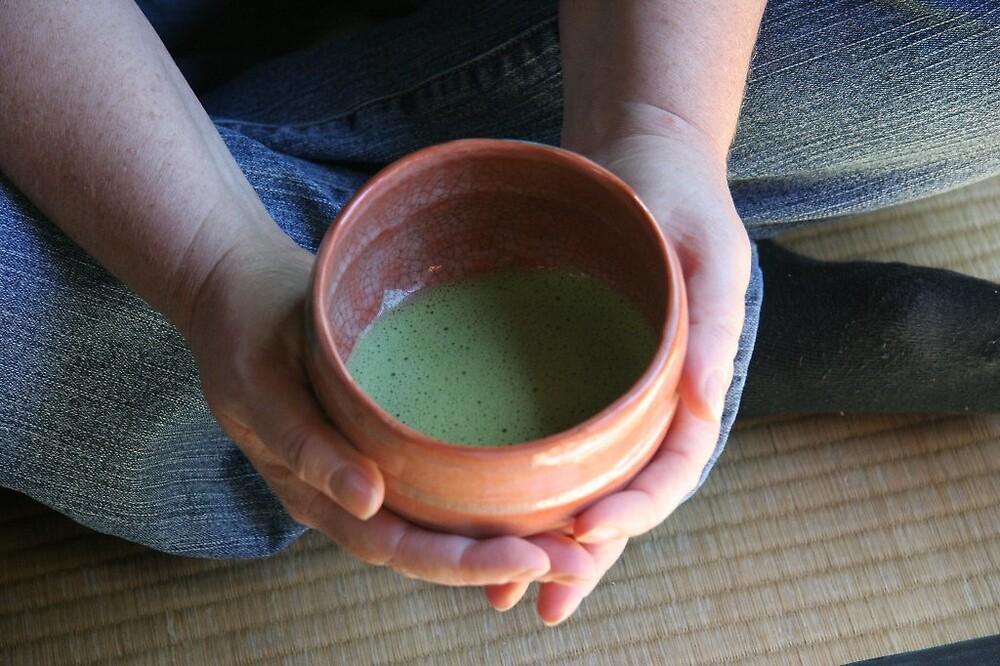 The way of tea - Green Tea - Samurai House Kanazawa by Trishy