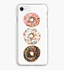 Triple Donut Stack iPhone Case/Skin