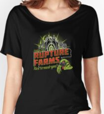 Greetings From Rupture Farms Women's Relaxed Fit T-Shirt