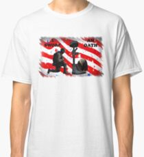 Respect our vets! Classic T-Shirt