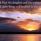 Matthew 6:23 by Donna Keevers Driver