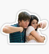 Troy and Gabriella High School Musical Sticker