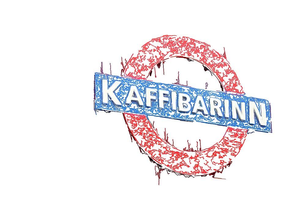 Kaffibarinn by Matthew Tyrrell