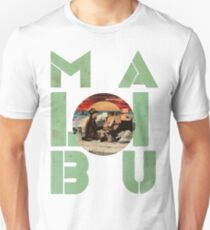 Malibu Album Cover Title Unisex T-Shirt
