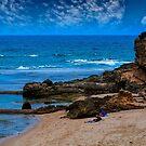 Sorrento Ocean Beach by Froggie