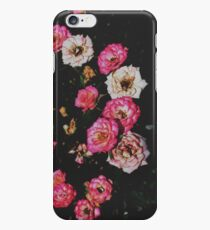 Pink and White Rose Cluster  iPhone 6 Case