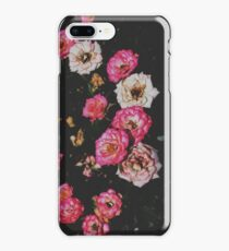 Pink and White Rose Cluster  iPhone 8 Plus Case