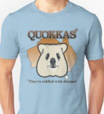 The Dollop: Quokkas* (They're Riddled With Disease) T-Shirt