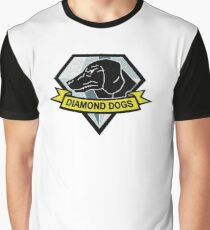 Metal Gear Solid V - Diamond Dogs Graphic T-Shirt