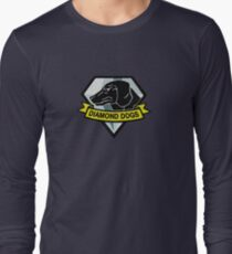 Metal Gear Solid V - Diamond Dogs Long Sleeve T-Shirt