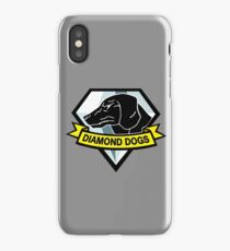 Metal Gear Solid V - Diamond Dogs iPhone Case/Skin