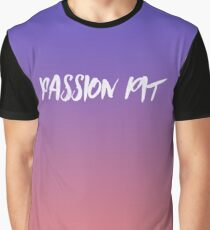 Passion Pit Graphic T-Shirt