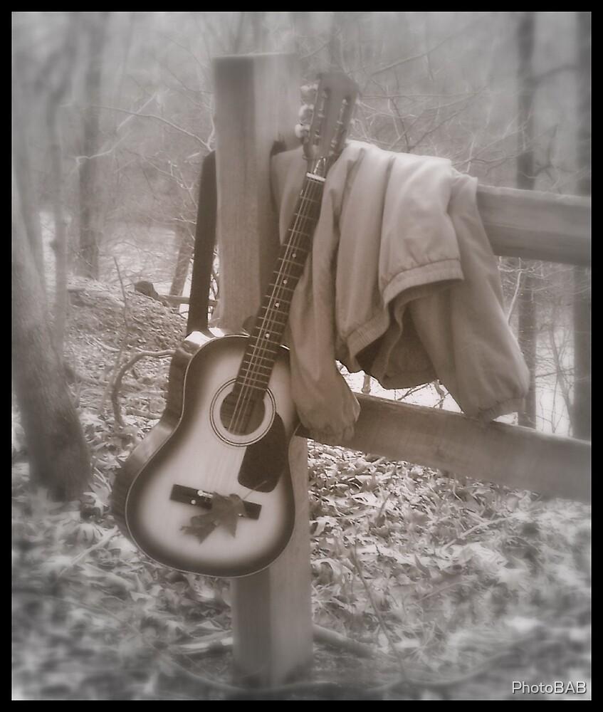 Just Hangin' Around by PhotoBAB
