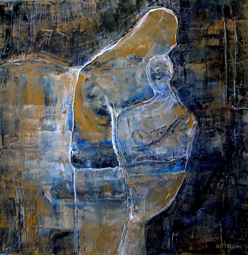"""ART by bec """"Silence of the Lovers"""" by ARTbybec"""