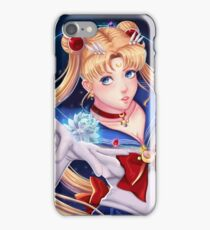 Sailor Moon Outerspace iPhone Case/Skin