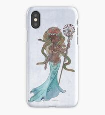 Mami Wata Medusa iPhone Case