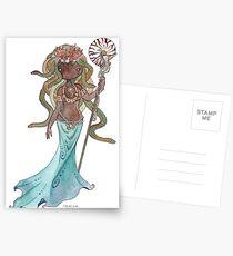 Mami Wata Medusa Postcards