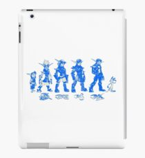 Jak and Daxter Saga - Blue Sketch iPad Case/Skin
