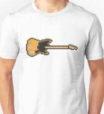 Pixel 1951 Wood Precision Bass Guitar Unisex T-Shirt