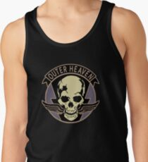 Metal Gear Solid V - Outer Heaven (Black) Tank Top