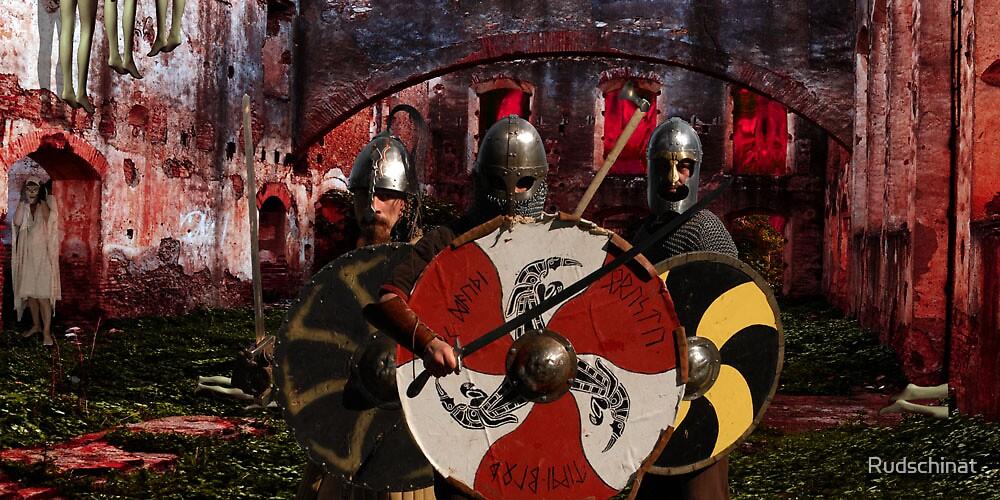 bloody vikings by Rudschinat