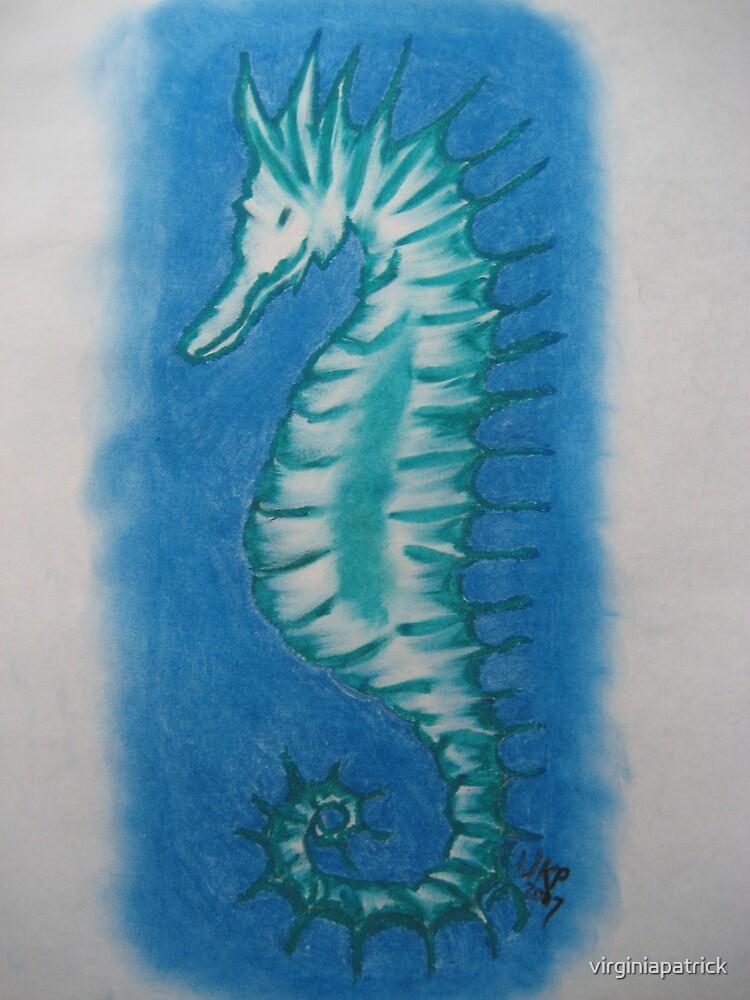 Seahorse by virginiapatrick