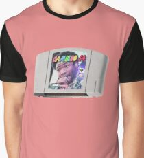 Childish Gambino - Nintendo Cartridge Graphic T-Shirt