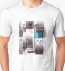 Misnomer Poetry E-book Cover Unisex T-Shirt