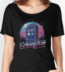Rad Tardis Women's Relaxed Fit T-Shirt