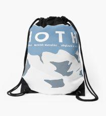 Galactic Travel - Hoth Drawstring Bag