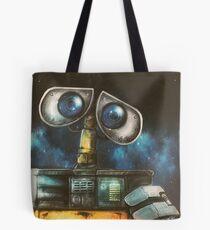 WALL-E Robot Painting Tote Bag