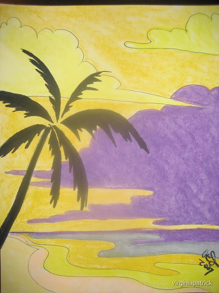 Streamline Paradise by virginiapatrick