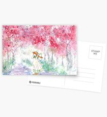Anne of Green Gables Postcards