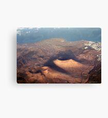 Lanzarote- Land of the Volcanoe Canvas Print