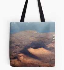 Lanzarote- Land of the Volcanoe Tote Bag