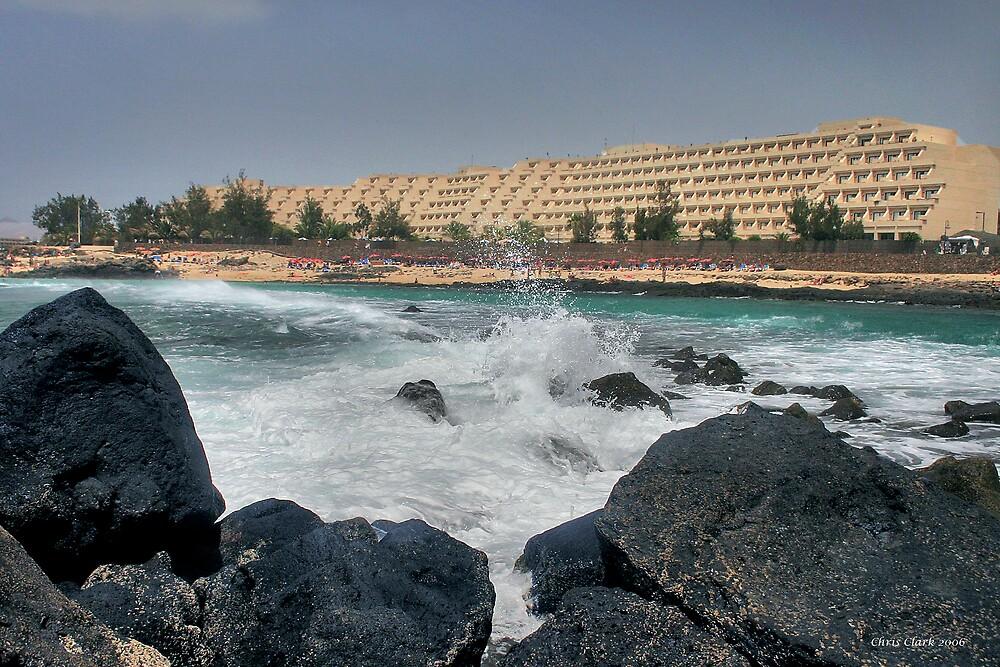 Costa Teguise - Lanzarote by Chris Clark