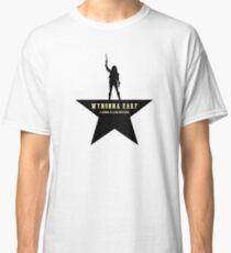 Wynonna Earp // Hamilton Mash-up Classic T-Shirt