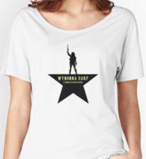 Wynonna Earp // Hamilton Mash-up Women's Relaxed Fit T-Shirt