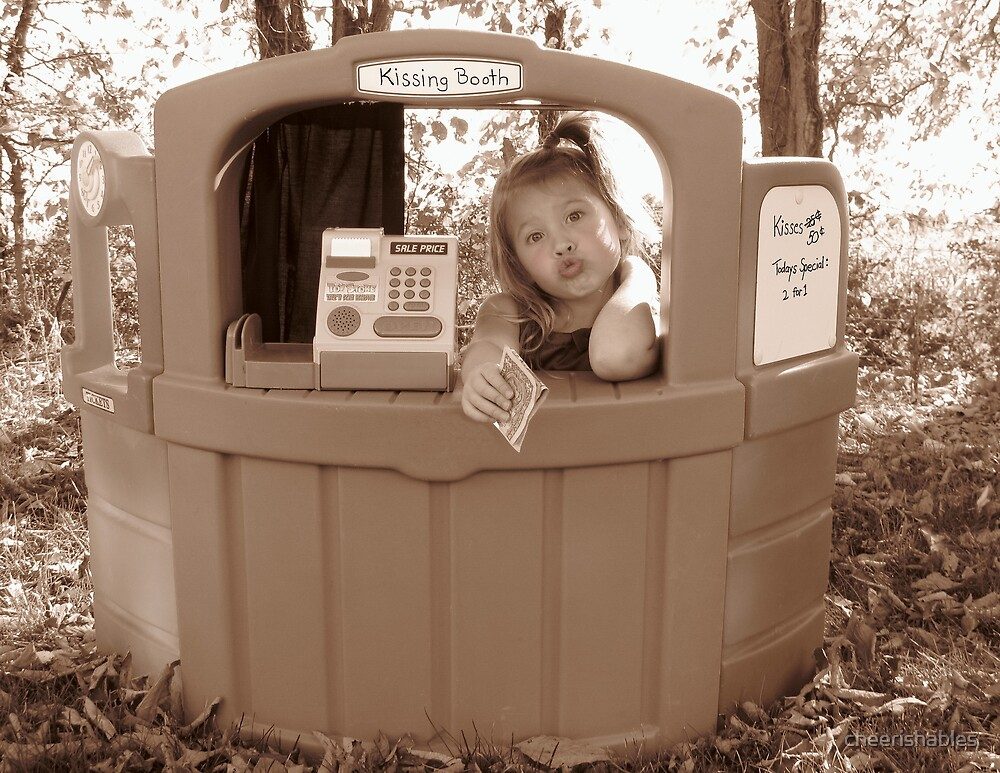 Kissing Booth by cheerishables