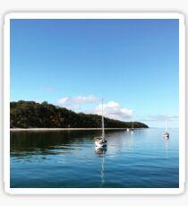 Fraser Island Sailing Sticker
